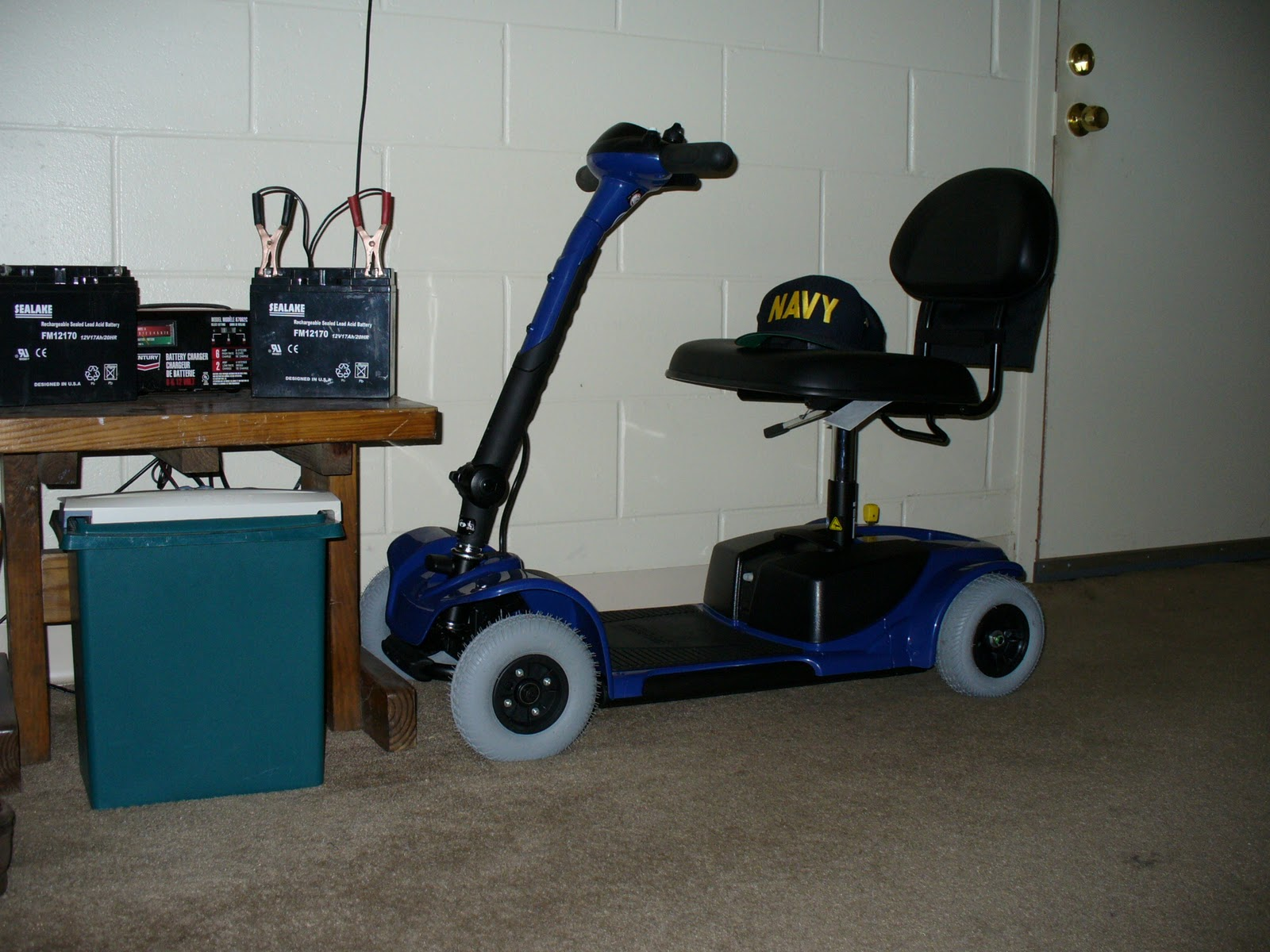 electric scooters iv mike apsey. Black Bedroom Furniture Sets. Home Design Ideas